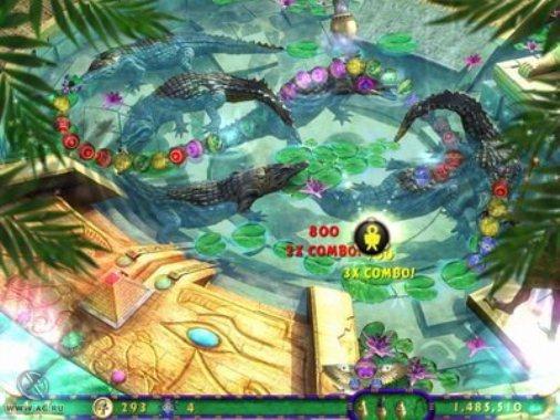 Luxor - скачать luxor 3, luxor - продолжение захватывающей игры, которое .